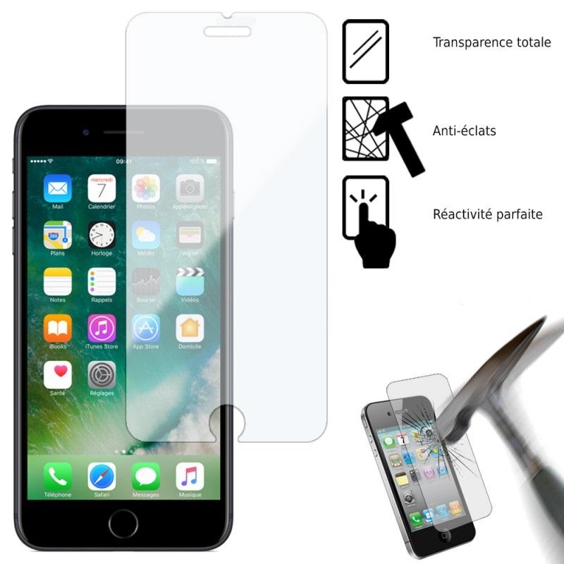 remplacement lcd iphone et verre trempé offert - arras - 62