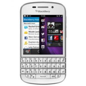 Réparation téléphone Blackberry Q10 à Arras