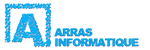 Arras informatique et Mobile Logo