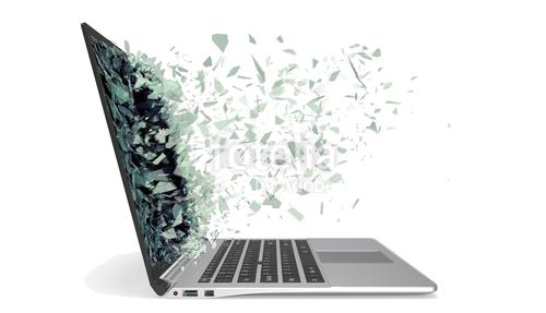 Réparation écran LCD Dalle cassé de votre Ordinateur par Arras informatique et Mobile