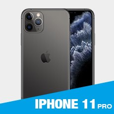 Réparation iPhone 11 Pro