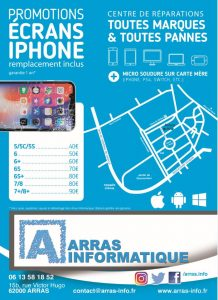Promo iPhone Arras Informatique