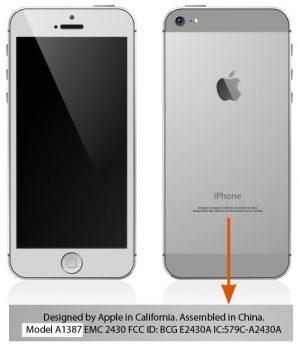 Identifier le modèle de mon iPhone par Arras Informatique et Mobile situé prés de Lens Béthune Bruay Hénin Douai Lievin Cambrai 62000 Pas de Calais , Hauts de France