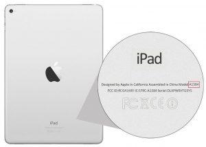 Identifier le modèle de mon iPad par Arras Informatique et Mobile situé prés de Lens Béthune Bruay Hénin Douai Lievin Cambrai 62000 Pas de Calais , Hauts de France